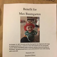 Benefit for Max